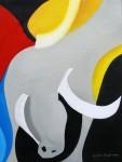 Obras de arte: America : México : Morelos : cuernavaca : MI TORO