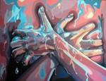 Obras de arte: Europa : España : Madrid : Pozuelo : Entre pudor y placer
