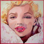 Obras de arte: Europa : España : Madrid : Pozuelo : Marilyn