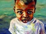 Obras de arte: Europa : España : Madrid : Pozuelo : Niño Marruecos