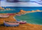 Obras de arte: Europa : España : Murcia : cartagena : barquitas en