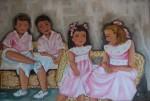 Obras de arte: Europa : España : Murcia : cartagena : Mis hijos