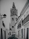 Obras de arte: America : Chile : Bio-Bio : Chillán : Callejuela Andaluza (Huelva)