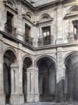Obras de arte: Europa : España : Extremadura_Badajoz : Oliva_de_la_Frontera : Fabrica de tabacos. Sevilla