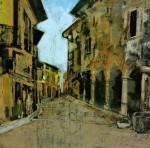 Obras de arte: Europa : España : Comunidad_Valenciana_Alicante : Elche : À GAUCHE
