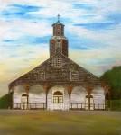 Obras de arte: America : Chile : Region_Metropolitana-Santiago : Santiago_de_Chile : Iglesia de Quichao