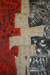 Obras de arte: Europa : España : Galicia_Lugo : Villalba : Sobremesa platicando de economía