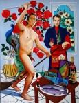 Obras de arte: Europa : Rusia : Leningrad : Saint-Petersburg : El baile con los sables 08.08.08