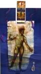 Obras de arte: America : Colombia : Santander_colombia : PIEDECUESTA : ADAN 1