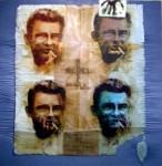 Obras de arte: America : Colombia : Santander_colombia : PIEDECUESTA : JAMES DEAN