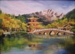 Obras de arte: Europa : España : Extremadura_Badajoz : Merida_badajoz : CHINA