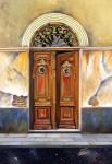 Obras de arte: Europa : España : Andalucía_Granada : Baza : La Puerta Barroca