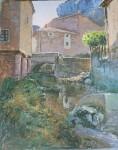 Obras de arte: Europa : España : Castilla_y_León_Burgos : burgos : Orbaneja del Castillo