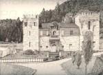 Obras de arte: Europa : España : Galicia_Pontevedra : Ribadumia : Pazo de Baión