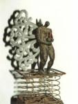 Obras de arte: America : Cuba : Holguin : Holguín_ciudad : ``Monumento al ángel comprometido´´