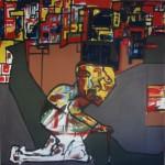 Obras de arte: America : Argentina : Cordoba : Rio_cuarto : el peso sobre mi