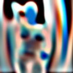 Obras de arte: Europa : Alemania : Nordrhein-Westfalen : erwitte : Desnudo 345. Akt 345.