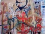 Obras de arte: America : México : Mexico_Distrito-Federal : Coyoacan : SUEÑO DE NIÑOS