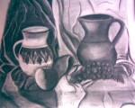 Obras de arte: Europa : España : Principado_de_Asturias : Campomanes : bodegon del hambre