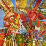 Obras de arte: America : Perú : Lima : chosica : PACHAMAMA