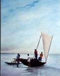 Obras de arte: Europa : España : Andalucía_Sevilla : Sevilla-ciudad : Pescadores