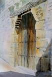 Obras de arte: Europa : España : Andalucía_Jaén : ubeda : Puerta mudéjar1