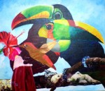Obras de arte: America : Nicaragua : Esteli : Estelí_Estelí : Los Tres