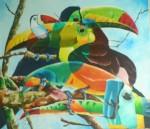 Obras de arte: America : Nicaragua : Esteli : Estelí_Estelí : LoS CuatrO