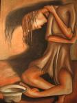Obras de arte: Europa : España : Aragón_Zaragoza : zaragoza_ciudad : La sombra del sombrero