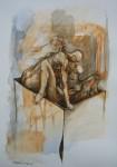 Obras de arte: America : Cuba : Holguin : Holguín_ciudad : ``Otros ángeles´´