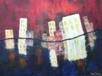 Obras de arte: America : Argentina : Entre_Rios : Paraná : ciudad sobre el rio