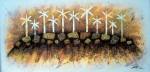 Obras de arte: America : Cuba : Ciudad_de_La_Habana : San_Miguel_del_Padrón : Raíces