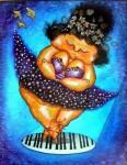 Obras de arte: America : Cuba : Ciudad_de_La_Habana : San_Miguel_del_Padrón : Coppelia