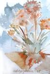 Obras de arte: America : Chile : Tarapaca : Arica : Bosceto de flores