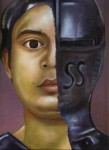 Obras de arte: America : Colombia : Santander_colombia : Bucaramanga : Autorretrato
