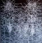 Obras de arte: Europa : España : Galicia_Pontevedra : vigo : familia ordinaria en la cola para genocidio.