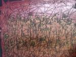 Obras de arte: Europa : España : Galicia_Pontevedra : vigo : cola para genocidio.