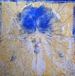 Obras de arte: Europa : España : Galicia_Pontevedra : vigo : Antropometría de culo, huevos y polla.