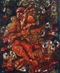 Obras de arte: Europa : España : Galicia_Pontevedra : vigo : los adúlteros