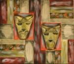 Obras de arte: America : Argentina : Buenos_Aires : Ciudad_de_Buenos_Aires : Sueños c/ Mascaras