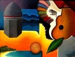 Obras de arte: Europa : España : Catalunya_Barcelona : Castelldefels : EL HACEDOR