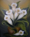 Obras de arte: America : Ecuador : Pichincha : Quito : De luz
