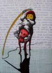 Obras de arte: America : Colombia : Santander_colombia : Bucaramanga : BINOMIO