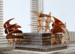 Obras de arte: America : Chile : Antofagasta : antofa : microesculturas de cobre