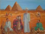 Obras de arte: Europa : España : Catalunya_Barcelona : Barcelona : LOS VENDEDORES DE EGIPTO