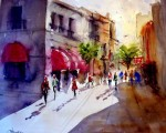 Obras de arte: America : Uruguay : Montevideo : Montevideo_ciudad : peatonal