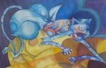 Obras de arte: America : M�xico : Mexico_region : ecatepec : Jaguar