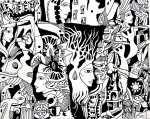 Obras de arte: America : México : Quintana_Roo : cancun : Laberintos de Luz 2