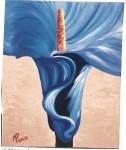 Obras de arte: Europa : España : Catalunya_Barcelona : Barcelona : Gran cala azul