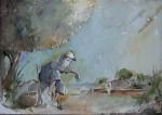 Obras de arte: Europa : España : Murcia : Murcia_ciudad : El agricultor
